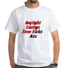 Daylight Savings Time Kicks A Shirt