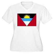 Flag of Antigua and Barbuda T-Shirt