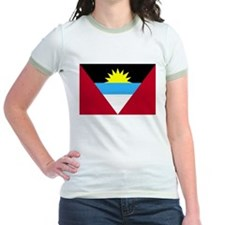 Flag of Antigua and Barbuda T