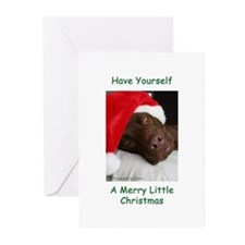 Cute Labrador Greeting Cards (Pk of 20)