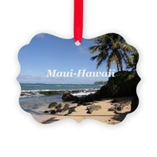 Cute Maui Ornament