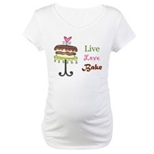 Live Love Bake Shirt