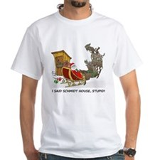 Schmidt House Cartoon Christmas Shirt