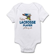 Future Lacrosse Player Like Uncle Body Suit Body S
