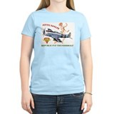Aztec Eagle P-47 Thunderbolt T-Shirt