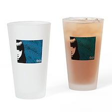 See Strange Drinking Glass
