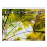 Light in the Garden small Wall Calendar