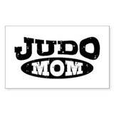 Judo Mom Decal