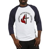 United Methodist Church Baseball Jersey