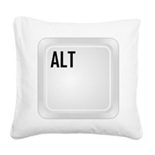 ALT (corner) Square Canvas Pillow