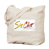 Six chix Tote Bag