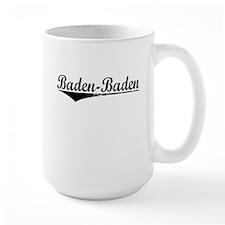 Baden-Baden, Aged, Mug