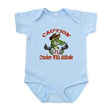 Cute Crackers Infant Bodysuit