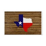 Texas Flag v3 Wall Decal