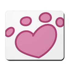 Adopt Animals Mousepad
