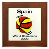 Cute Fiba Framed Tile