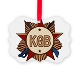 KGB Picture Ornament