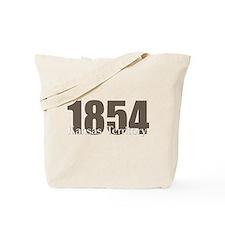 1854 Kansas Pioneers Tote Bag