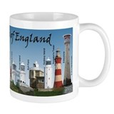 Lighthouses of England Small Mug