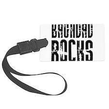 Baghdad Rocks Luggage Tag