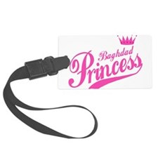 Baghdad Princess Luggage Tag