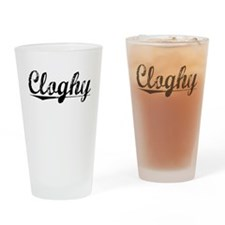 Cloghy, Aged, Drinking Glass