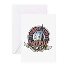 """""""Empire State Patrol Greeting Cards (Pk of 10)"""