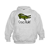 Crocs Rule! Hoodie