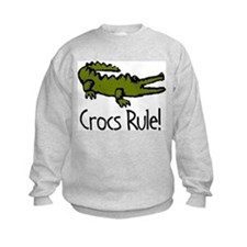 Crocs Rule! Sweatshirt