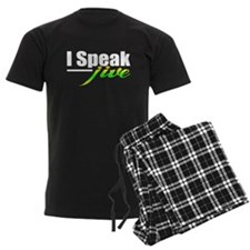 I Speak Jive Pajamas