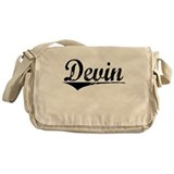 Devin, Aged, Messenger Bag