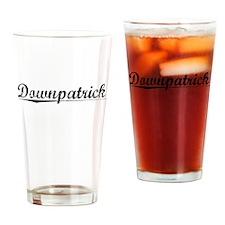 Downpatrick, Aged, Drinking Glass