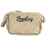 Dunloy, Aged, Messenger Bag