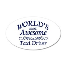Taxi Driver Wall Decal