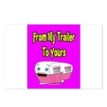 From My Trailer To Yours Postcards (Package of 8)
