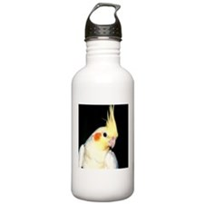 LOVELY COCKATIEL Water Bottle