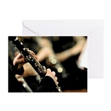 Clarinet Greeting Cards (Pk of 20)