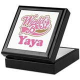 Cute Yaya Keepsake Box