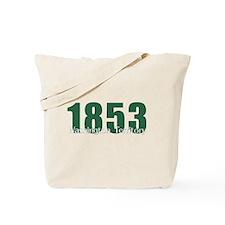 1853 Washington Pioneers Tote Bag