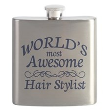 Hair Stylist Flask