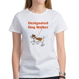 Designated Dog Walker Tee