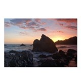 Funny Rocky coast Postcards (Package of 8)