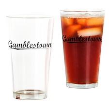 Gamblestown, Aged, Drinking Glass