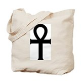 Ankh Symbol (Life) Tote Bag