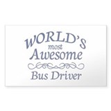 Bus Driver Decal