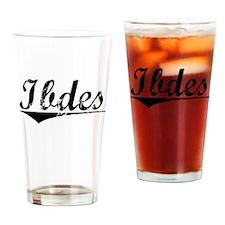 Ibdes, Aged, Drinking Glass
