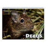 Degu Wall Calendars