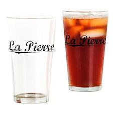 La Pierre, Aged, Drinking Glass