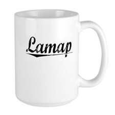 Lamap, Aged, Coffee Mug