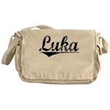 Luka, Aged, Messenger Bag